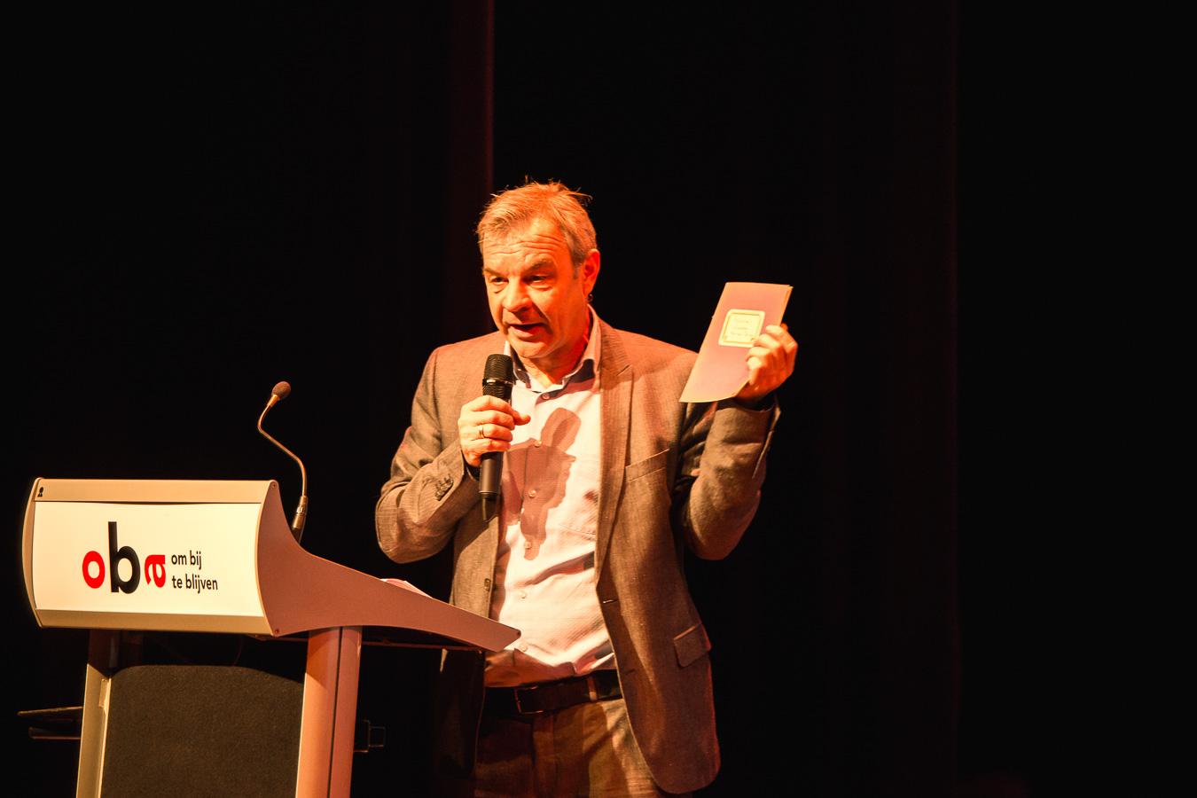 Maarten Lammers (Sectormanager Ontwikkeling OBA)