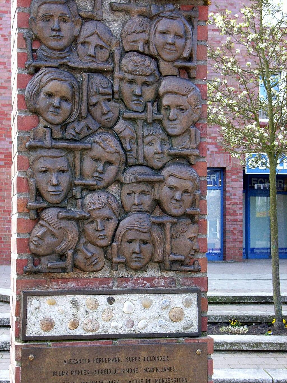 Monument voor de kinderen van Bullenhuser Damm