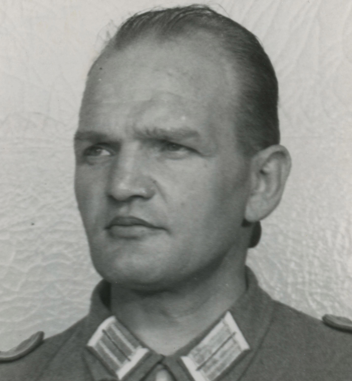Nederlandse SS'er Stienus van Wijnen