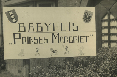 Bord babyhuis