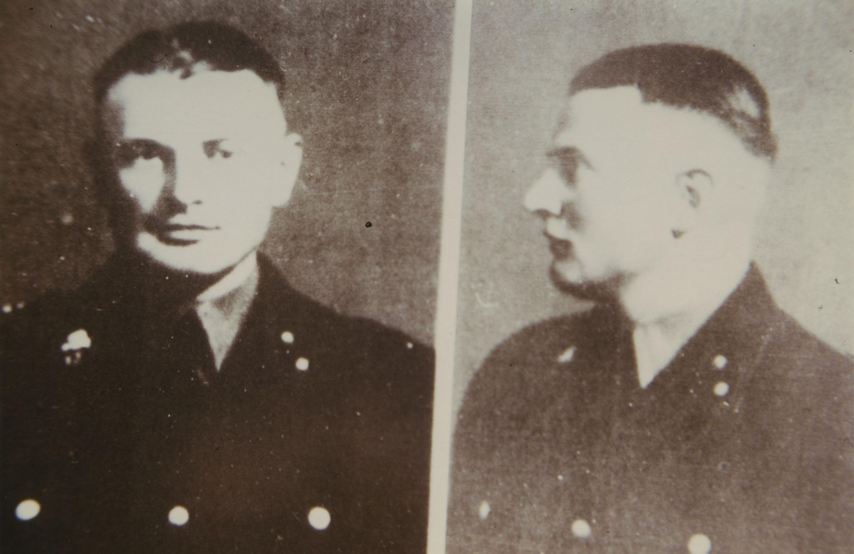 Kamp commandant Strippel