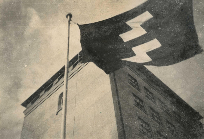 SS vlag