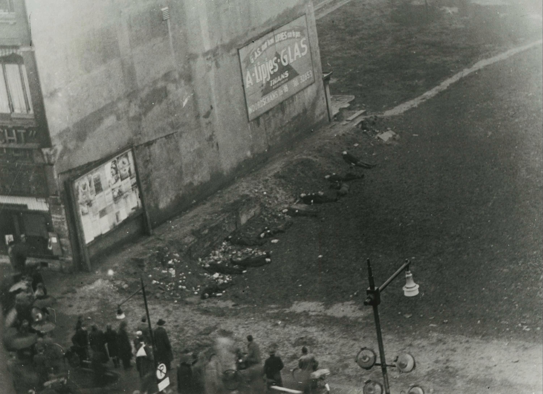 Represaille op 20 februari 1945