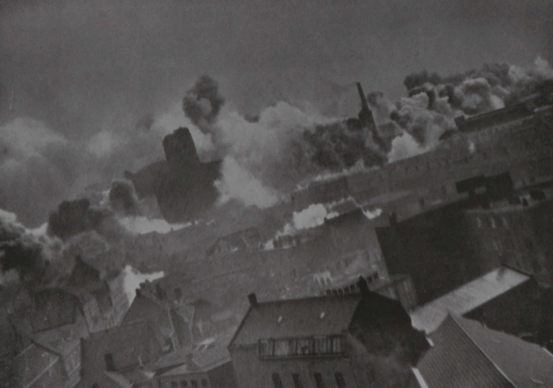 Het Sinterklaasbombardement op zondag 6 december 1942.