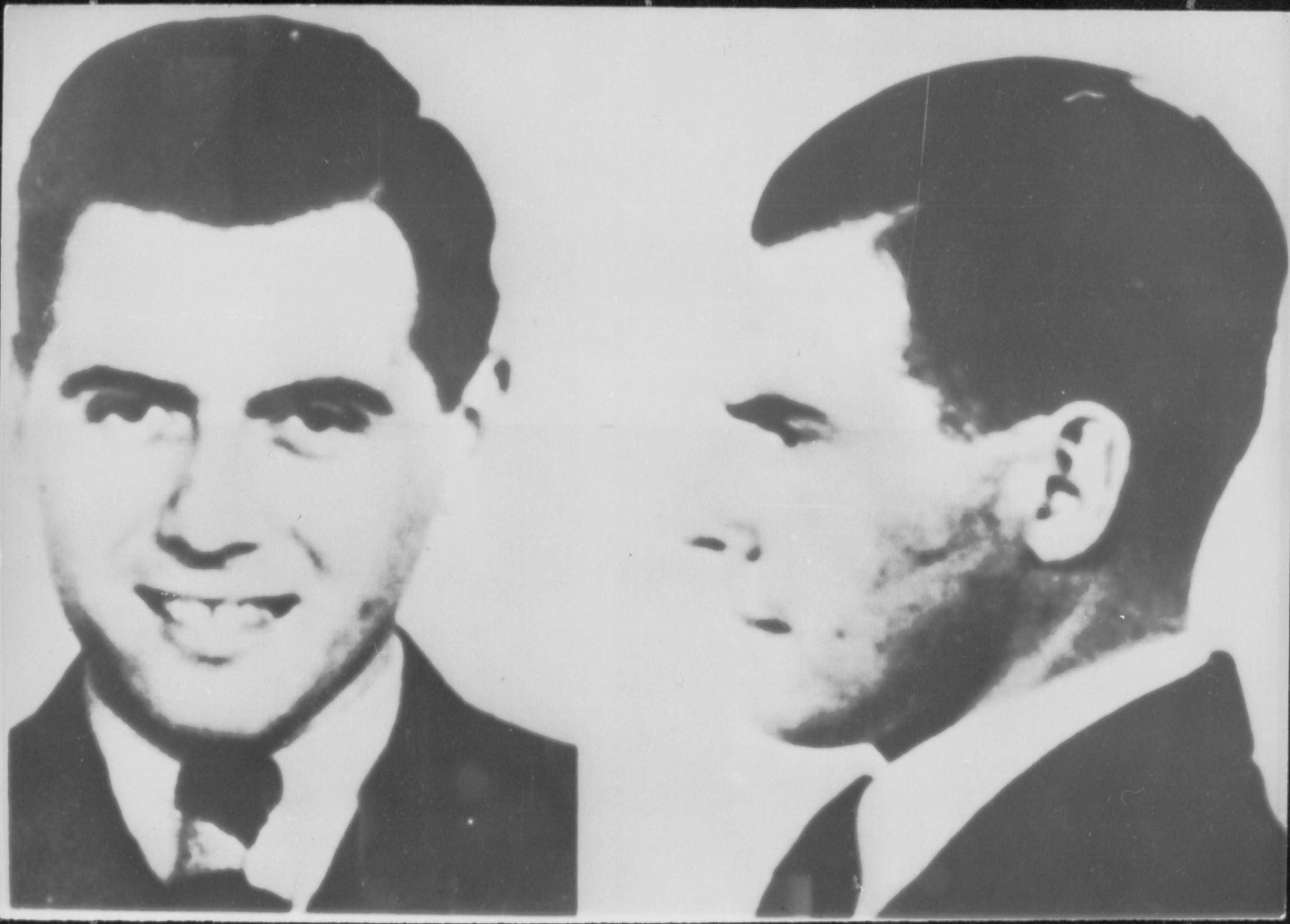 Josef Mengele in 1961