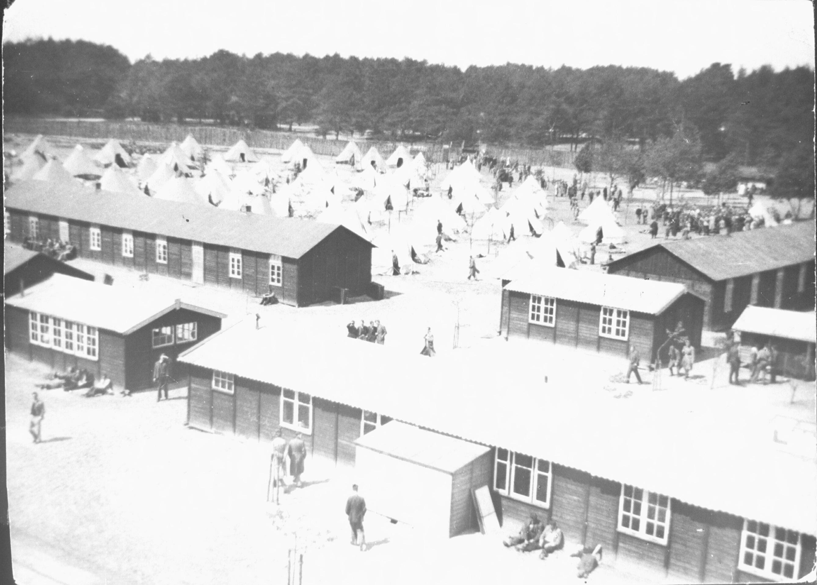 Kamp Erika in 1943