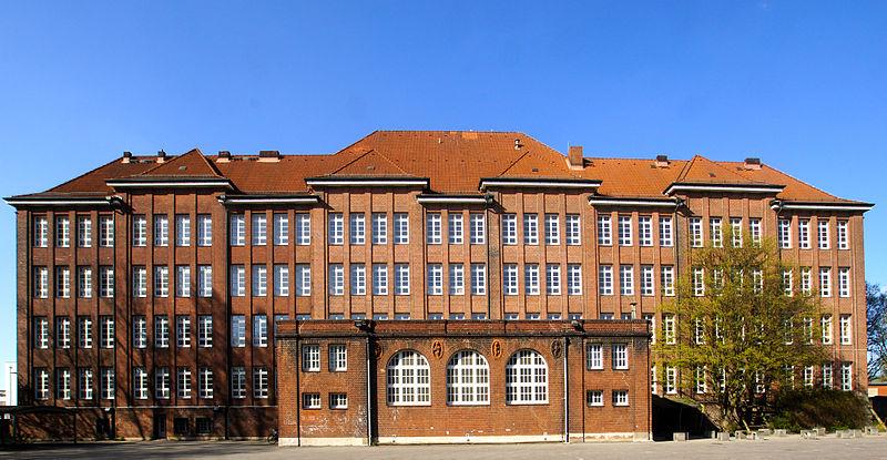 Bullenhuser school