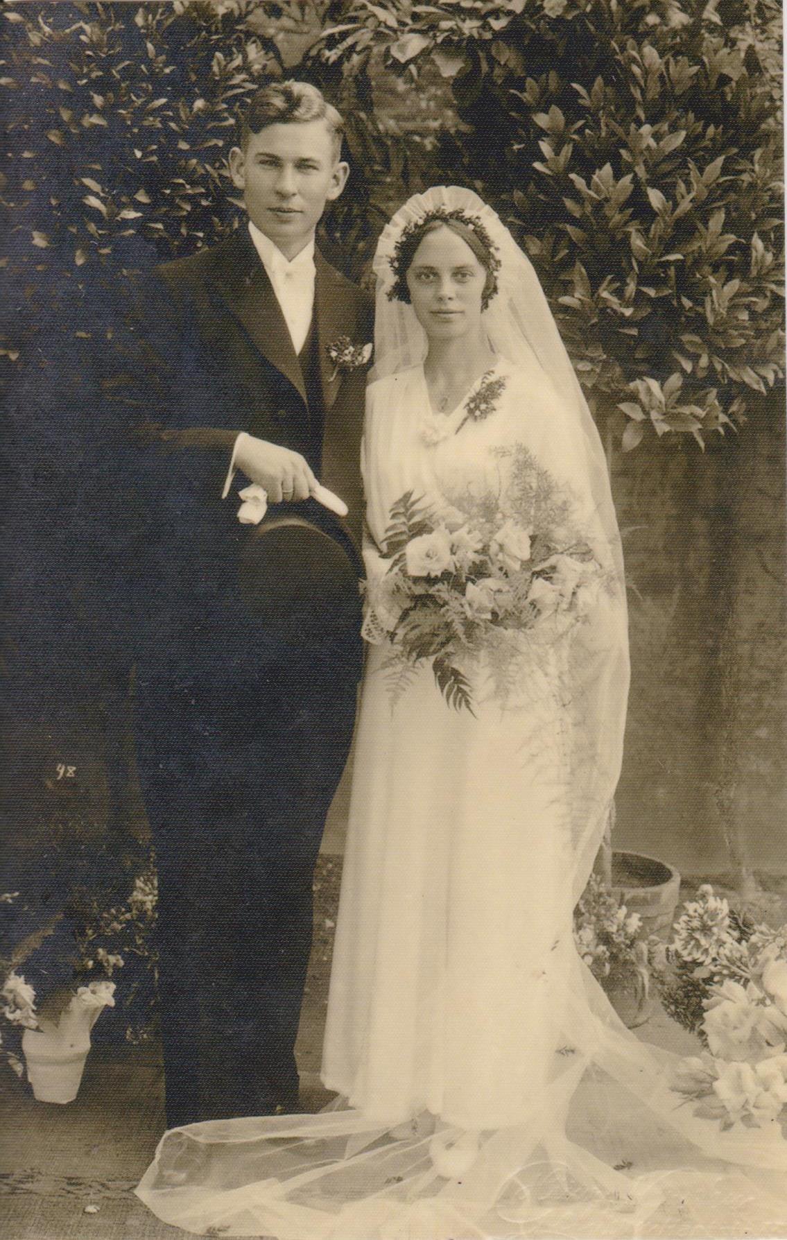 Hermann en Gertrud