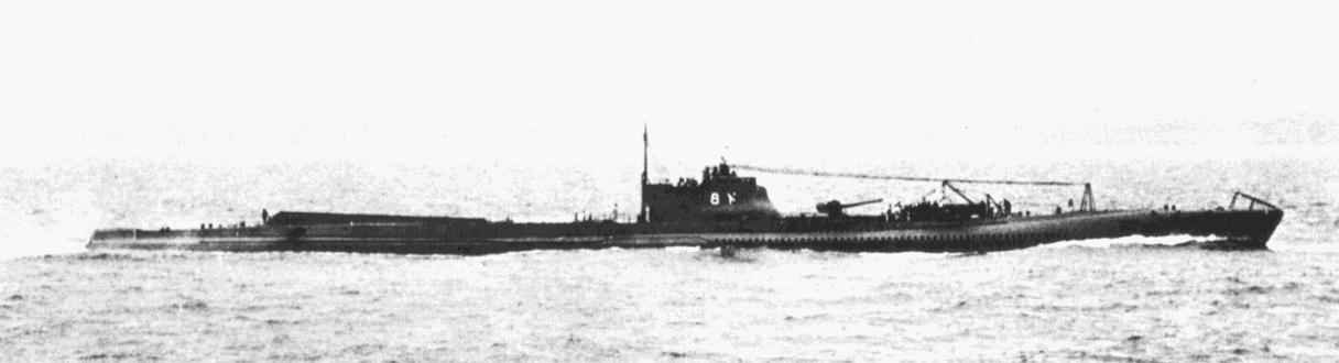 Japanse I-8 onderzeeboot