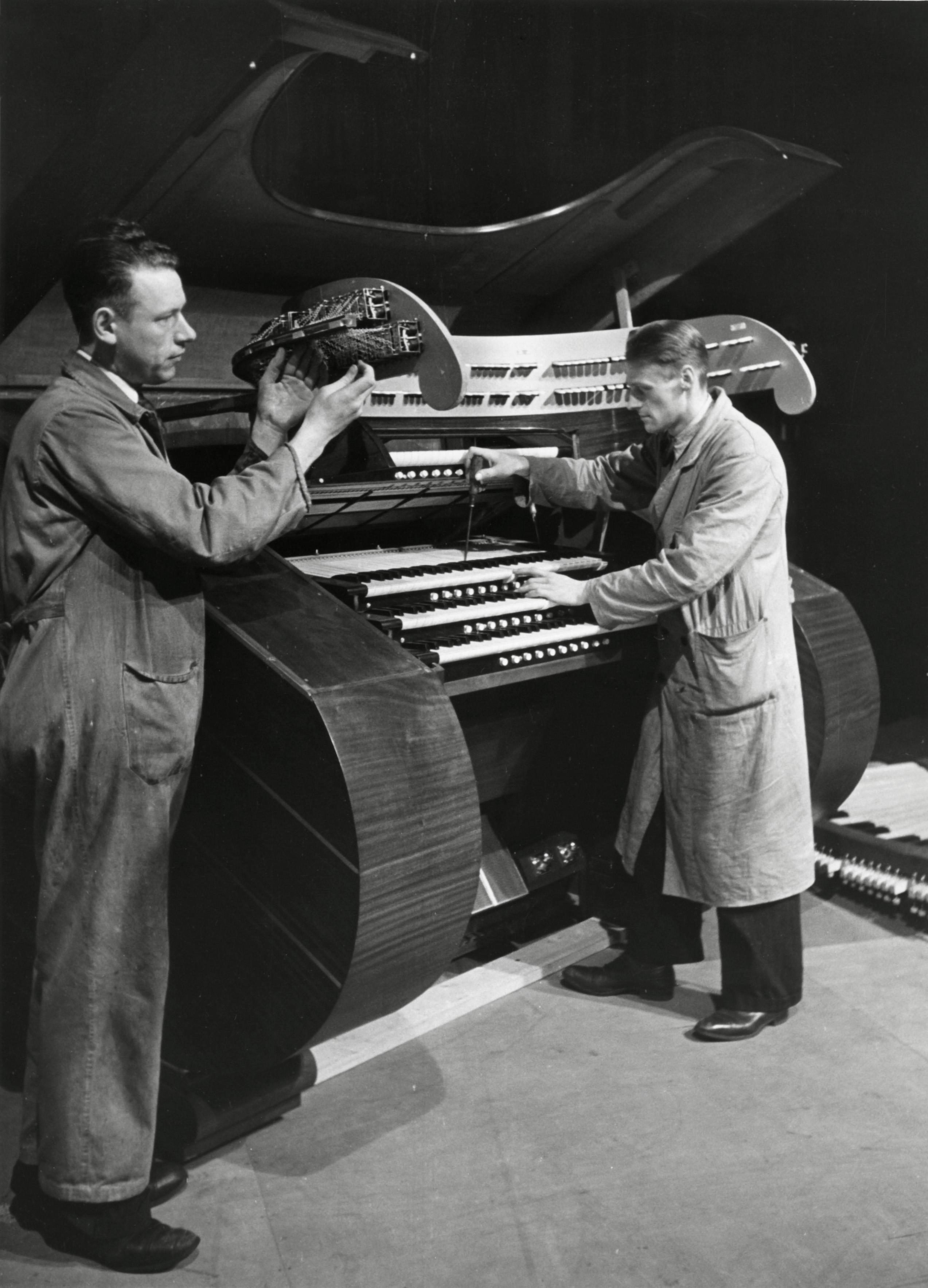 Orgel Tivoli