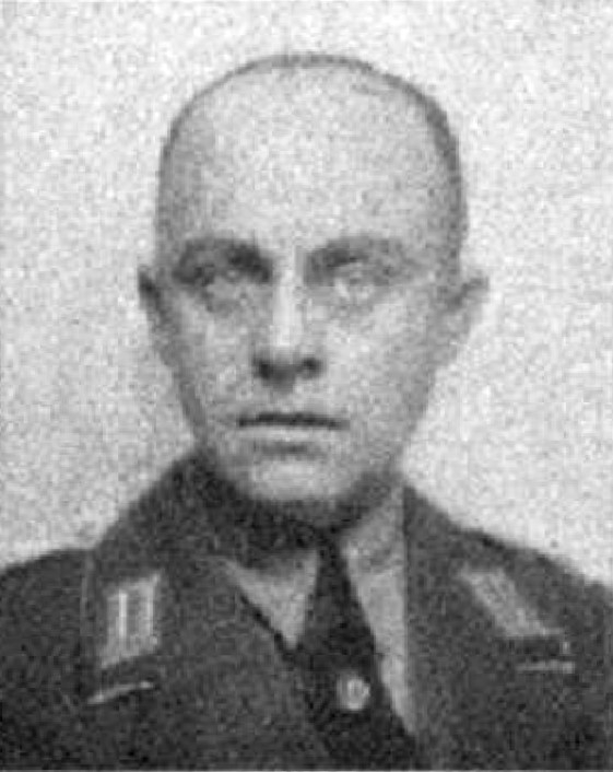 Albert Schmelt, hoofd van Dienstelle Schmelt