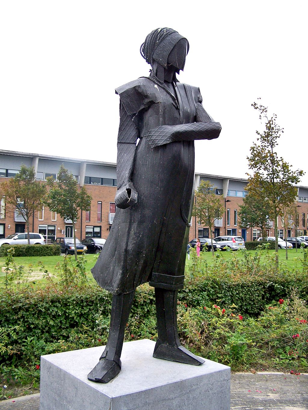 Monument Vrouwen uit het verzet