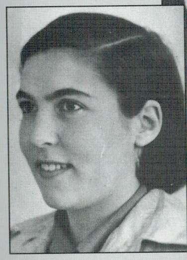 Henriette Polak op onbekende datum