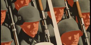 Wervingsposter voor de Waffen-SS