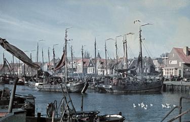 Haven van Urk 1940